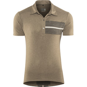 Shimano Transit Polo Men morel